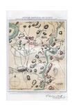 Map of Antietam  Sharpsburg and Vicinity  Maryland  1862 (1862-186)