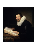 Portrait of a Scholar  1631