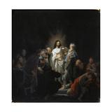 The Incredulity of Saint Thomas  1634