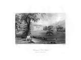 Claremont Park  Esher  Surrey  19th Century