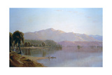 Lake George  New York  C1843-1880