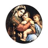 Madonna Della Seggiola  1514