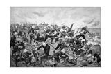 Battle of Majuba Hill  1st Boer War  26-27 February 1881