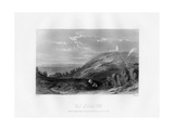 View of Leith Hill  C1844