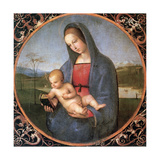 The Madonna Conestabile  1502-1503