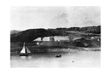 Fort Knox  Maine  1870-1875