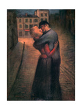 The Kiss  C1879-1923