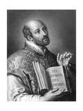 St Ignatius of Loyola  16th Century Spanish Soldier and Founder of the Jesuits