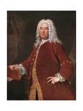 George Frideric Handel  (1685-175)  German Composer  C1750S