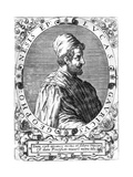 Lucas Gaurico  Italian Astronomer  Astrologer and Mathematician  16th Century
