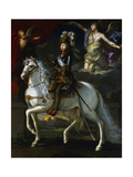 Louis XIV King of France  1648