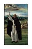 Saint Dominic  1490S