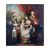 The Baillie Family  C1784