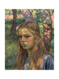 Portrait of a Girl  20th Century