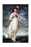 Sarah Barrett Moulin (Pinkie)  1794