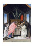 The Last Communion of St Jerome  C1495