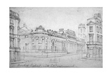 The Bank of England  City of London  C1830