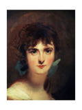 Portrait of Sally Siddons  Early 19th Century