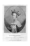 Queen Katharine  (Catherine of Valoi)  Queen Consort of England of Henry V