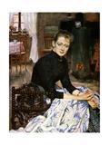 Konstnaren's Wife  1886