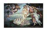 The Birth of Venus, C1482 Giclée par Sandro Botticelli