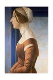 La Bella Simonetta  1475