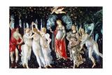 Primavera, C1478 Giclée par Sandro Botticelli