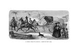 Carriage  Havana  Cuba  1859
