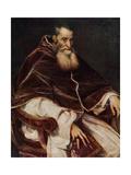 Pope Paul III (1468-154)  1543