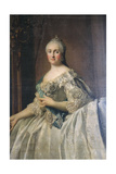 Portrait of the Empress Catherine the Great  after 1762