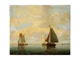 Sailing Boats  17th Century