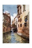 Rio Del Olio  Venice  Italy  1907