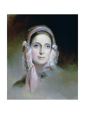 Mrs Mordecai Lewis  1843