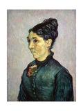 Portrait of Madame Jeanne Lafuye Trabuc  1889