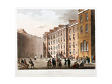 Inner Court  Fleet Prison  London  1808-1811