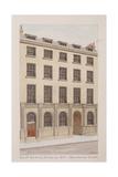 Lombard Street  London  C1850