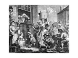 The Enraged Musician  1741