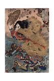 Yang Lin  Hero of the Suikoden' (Water Margi)  19th Century