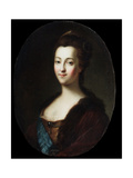Portrait of Empress Catherine II  18th Century