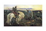 A Knight at the Crossroads  1898
