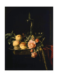 Roses and Peaches  1659
