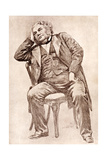 Mark Lemon  19th Century Editor of Punch Magazine