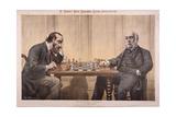 Political Chess  1887