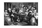 The Harlot's Progress  1733