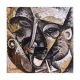 Umberto Boccioni Abstract Posters And Prints At Art Com