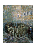 The Prison Courtyard  1890