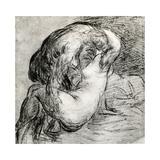 Lovers (Jupiter and I), C1560 Giclée par Titian (Tiziano Vecelli)