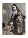 King Charles I (1600-164)  C18th Century