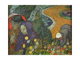 Ladies of Arles (Memory of the Garden at Ette)  1888
