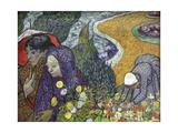 Memory of the Garden at Etten (Ladies of Arle)  1888
